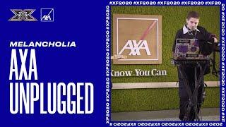 """I MELANCHOLIA cantano """"GROUNDS"""" per AXA UNPLUGGED"""