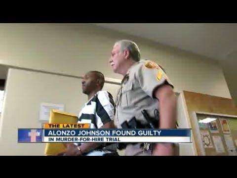 Jury sentences Alonzo Johnson to life in prison