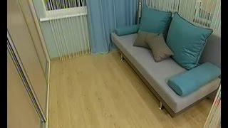 Маленькая спальня в стиле современной классики - Удачный проект - Интер(Современная классика в интерьере - это воплощение скромной элегантности. Гармония, сдержанность и красота..., 2015-08-18T14:19:35.000Z)