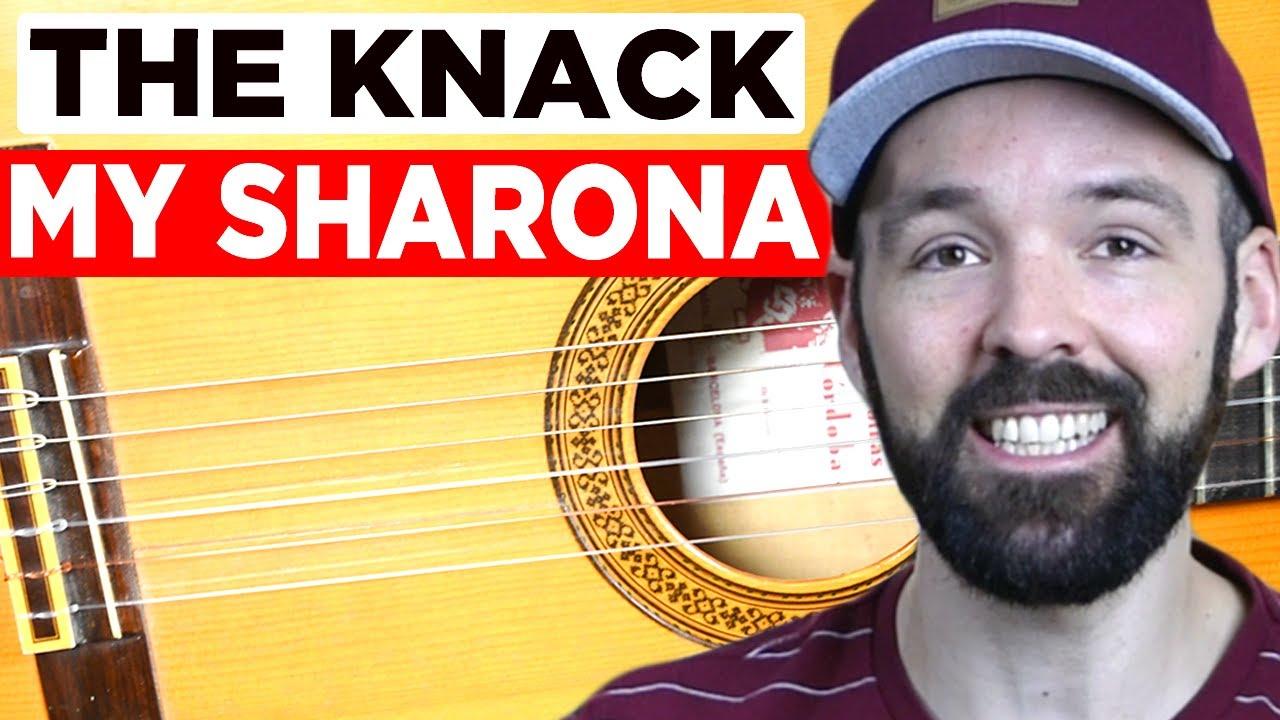 My Sharona - The Knack - Gitarren Tutorial