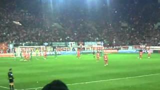 Olympiakos-panathinaikos 2-1 goal mirallas live