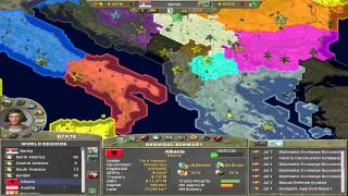 Supreme Ruler 2020 - 100 Subscribers Special - Serbian Empire - Part 1