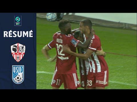 AC Ajaccio Dunkerque Goals And Highlights