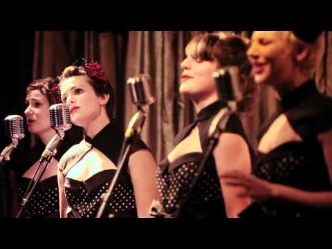 """The Nymphs """"It's Been A Long Time Awaiting"""" - Live at The Grace Darling"""