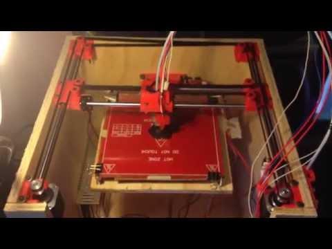 X3D XS COREXY Printer