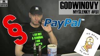 Godwinovy myšlenky #51 - Velikonoce, Vape Show, GearBest, NoBrain Haters, Zákony a TPD