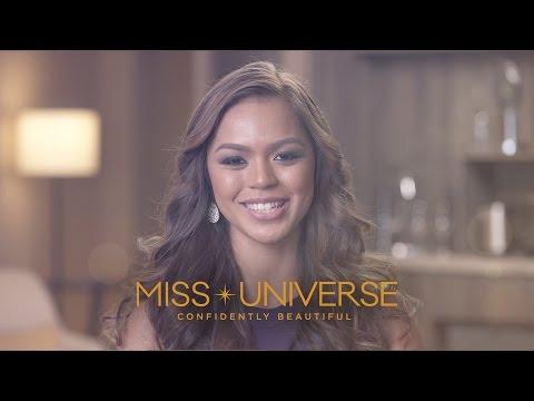 Up Close: Miss Universe Guam Muñeka Joy Taisipic
