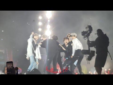 190518(Anpanman; Tae & JK Twerk? 🤣 + So What) BTS 'Speak Yourself Tour' Metlife New Jersey Day 1