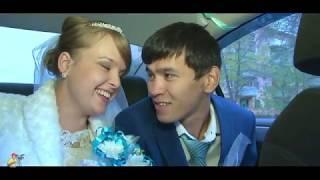 Шикарное свадебное видео