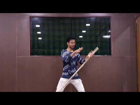 Roop tera masthana.. Style movie lawrence dance cover. From rikshawadu megastar chiru gaaru