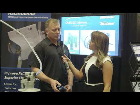 Reliaguard Booth Interview DistribuTECH 2016