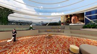 Marina Bay Sands - Virtual Meeting Place