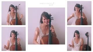 Bad Guy (Billie Eilish) | Acoustic CELLO COVER (String Quartet) | Dorette Roos