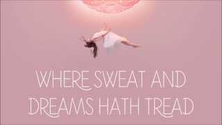dust hymn lyrics purity ring