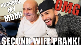 MY DAD WANTS A SECOND WIFE PRANK ON MOM!!!