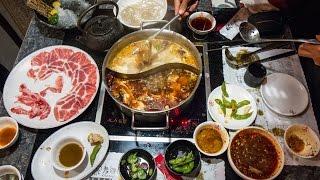 Mouth-Numbing Sichuan Hot Pot in Taipei (Taiwan Day 9)