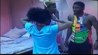 vuclip *BIG BROTHER  NAIJA TOBI BEATS UP CEE C DURING HEATED ARGUMENT*