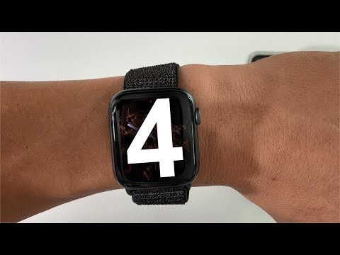 Unboxing and Hands On Review of the Apple Watch Series 4
