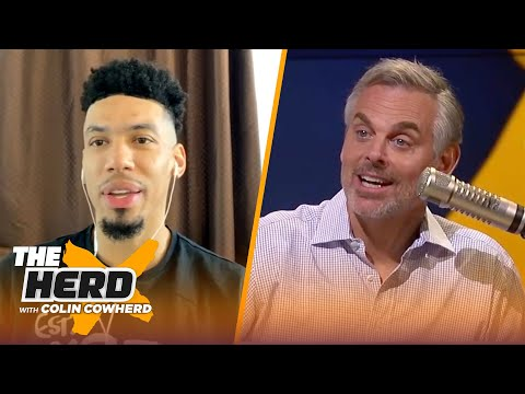 Video: Danny Green on The Herd with Colin Cowherd
