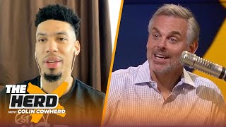 Lakers' Danny Green on championship win, trials in the Bubble, LeBron & AD's bond | NBA | THE HERD