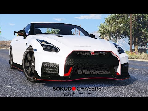 WE ARE BUYING JIMMY A NISSAN GTR!!! GTA 5 REAL LIFE CARS MOD GAMEPLAY