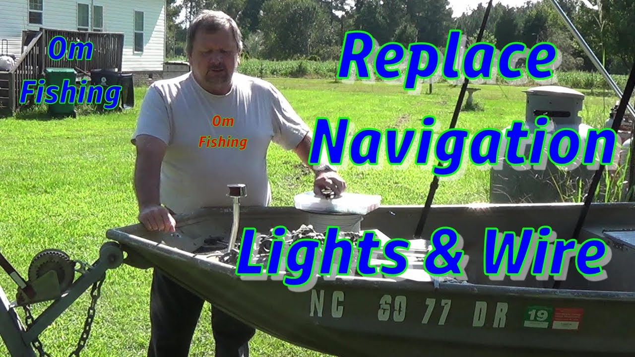 Navigation Light Wiring Diagram On Wiring Diagram For Boat Lights
