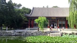 Trip to Beijing #6 - Day4: Summer Palace - Lake