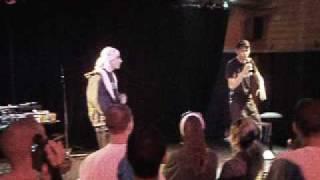 rap francais live haut-anthik (booba bouteille urban peace 2 )