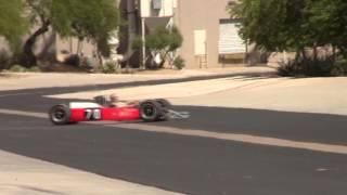 Ron testing 1968 Lotus Turbine Indy Car(, 2014-05-03T05:30:44.000Z)