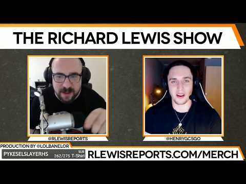 The Richard Lewis Show #82 w/ HenryG