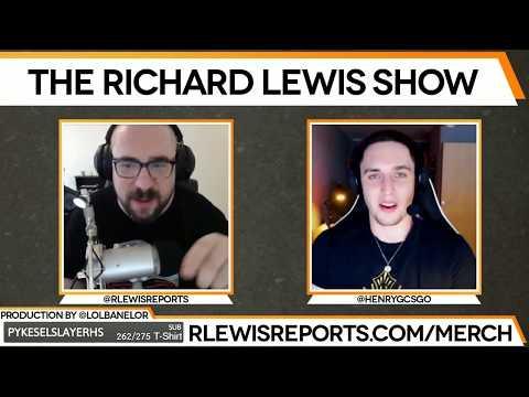 The Richard Lewis  82 w HenryG