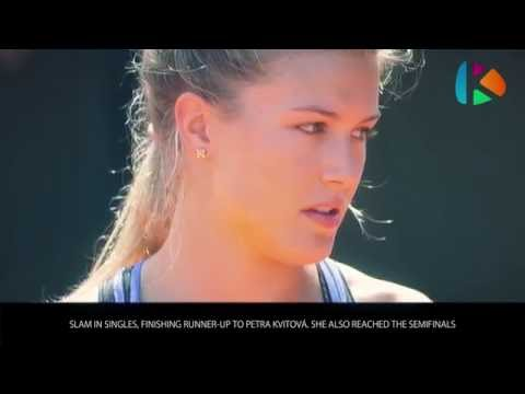 Eugenie Bouchard - Bios of Athletes - Wiki Videos by Kinedio