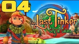 "The Last Tinker City of Colors Walkthrough Part 4 ""Doc Brown, Security System"" Gameplay Lets Play"