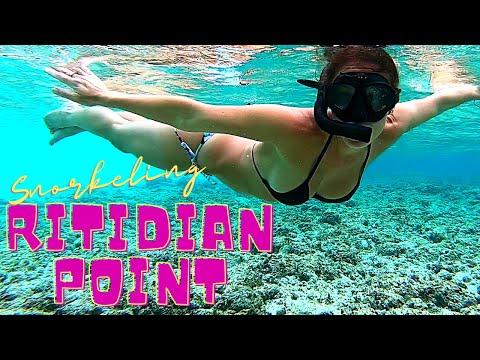 Guam Snorkeling Ritidian Point