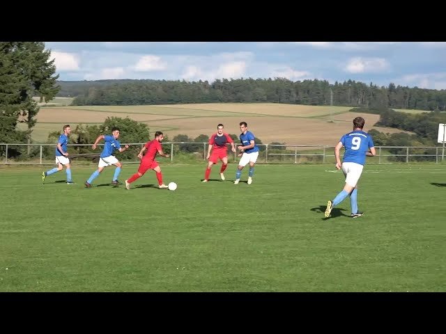FSG Niederlauken/Laubach - SGK Bad Homburg II - verpasste Chancen vom 12.09.2021