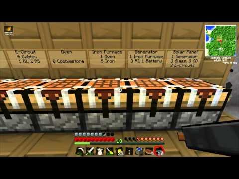 ►Minecraft: Industrial Revolution 4 - 21: Industrial Layout