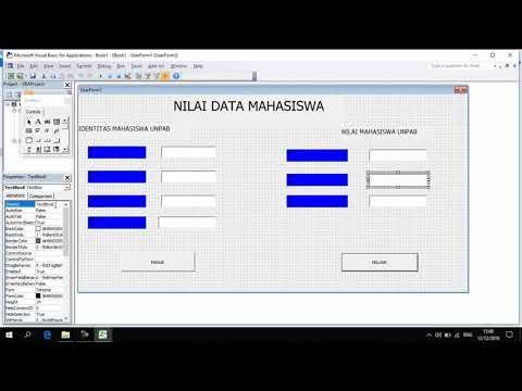 Cara Menggunakan Microsoft Visual Basic For Application