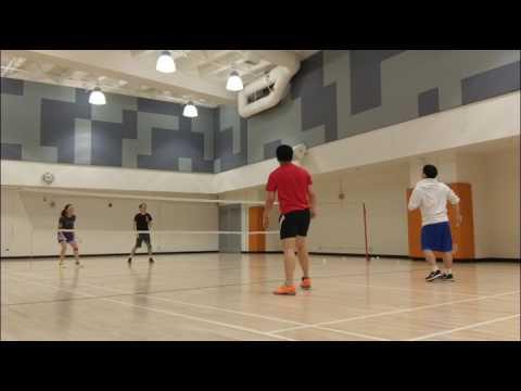 UT badminton club