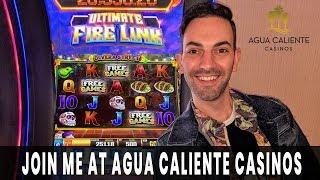 🔥 ULTIMATE WINS at Agua Caliente 🏮 Happy Lantern BONUS Comeback 💵