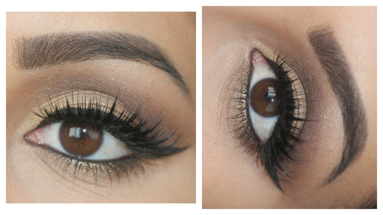 Urban Decay Vice 2 Palette Fall Tutorial Champagne Gold