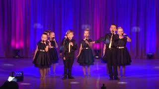 Святий Миколай, (COLOR MUSIC Babies), Новорічний концерт 24.12.2018