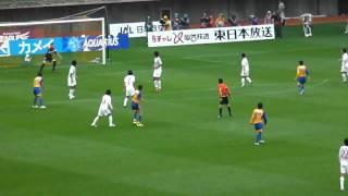 2010年6月5日 ベガルタ仙台vs名古屋戦-ナビスコ・カップ第7日-ユスタ...