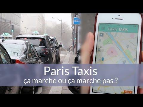 Paris Taxi : l'application miracle de la mairie de Paris ?