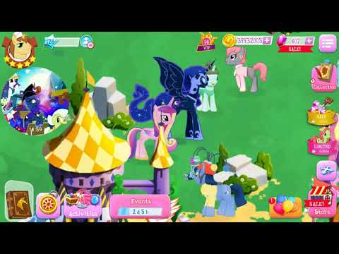 THE BRAND NEW NIGHTMARE MOON, STARLIGHT, TIA, & DAYBREAKER!!!