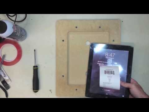 iPad Screen Repair (Prevent the screen from coming off)