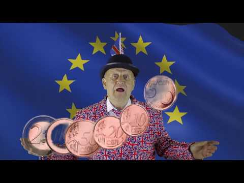 The Brexit Song (We'll Be Strong) - Peter Parsons