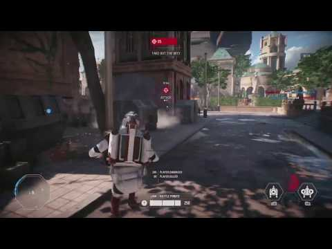 Star Wars Battlefront 2: The Jet Trooper 90 kills