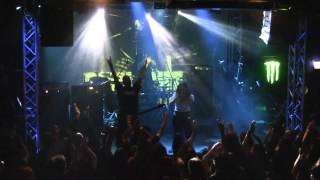 Dimlight Cardinal Sins featuring Seth Siro Anton Live Video