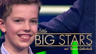 Das Mathegenie (Jonas) | Little Big Stars mit Thomas Gottschalk | SAT.1