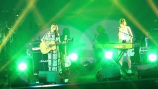 第十行星 - Robynn&Kendy @ Rock Music Charity Concert (旺角麥花臣室內場館)